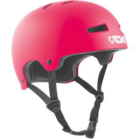 TSG Evolution Solid Color casco per bici rosa